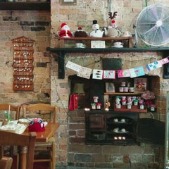 Photo taken at The Tea Cosy by Parinya E. on 12/14/2014