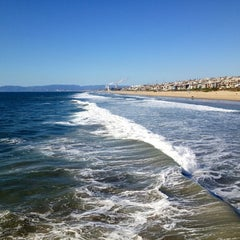 Photo taken at Manhattan Beach Pier by brandy L. on 2/11/2013