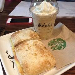 Photo taken at Starbucks by Natalia C. on 8/7/2013