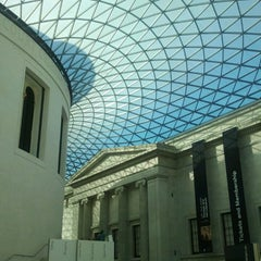 Photo taken at British Museum by Joan Z. on 7/19/2013