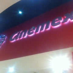 Photo taken at Cinemex by Berenice G. on 6/17/2013