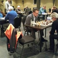Photo taken at Schaakvereniging De Kentering by Halandinh on 11/16/2015