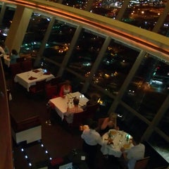 Photo taken at Level 107 Lounge by Meiling W. on 6/30/2013