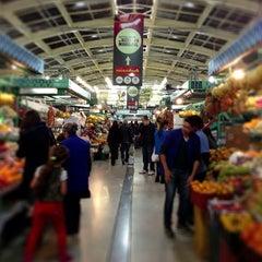 Photo taken at Mercado Municipal de Curitiba by Fabiana J. on 6/16/2013
