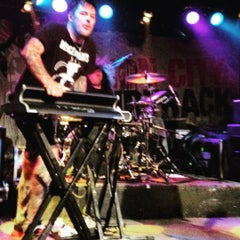 Photo taken at Water Street Music Hall by Kim M. on 7/31/2015