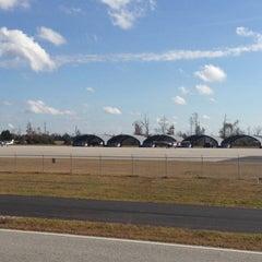 Photo taken at Auburn University Regional Airport (AUO) by The WarBlogler on 12/2/2012