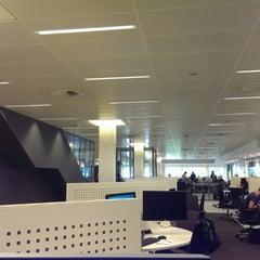 Photo taken at Tilburg University Library by Igor F. on 9/1/2014