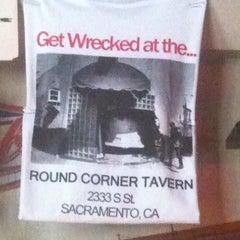 Photo taken at Round Corner Tavern by DreaAah on 8/30/2013