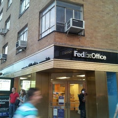 Photo taken at FedEx Office Ship Center by Mahmedein M. on 8/25/2013