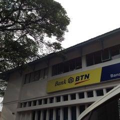 Photo taken at Bank BTN by Nelsa F. on 10/17/2012