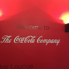 Photo taken at Coca-Cola Headquarters by Frank M. on 10/28/2015