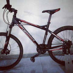 Photo taken at The Bike Affair by Vignan R. on 5/24/2015