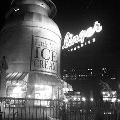 Photo taken at Little Man Ice Cream by Matthew D. on 11/2/2012