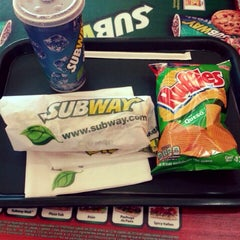 Photo taken at Subway by El C. on 8/1/2014