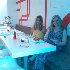Photo taken at Noodle Bar by Natasha M. on 7/25/2014