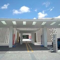 Photo taken at 沖縄県立博物館・美術館 by miyalavie on 8/15/2013