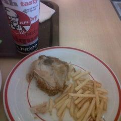 Photo taken at KFC by rangga l. on 1/29/2013