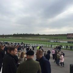 Photo taken at Lingfield Park Racecourse by Danko on 5/1/2015