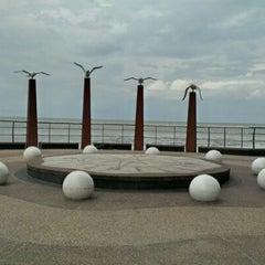 Photo taken at Pantai Morib by Keroll A. on 10/3/2012