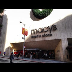 Photo taken at Macy's Mens Store by Julio Cesar d. on 12/9/2012