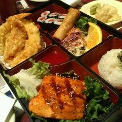 Photo taken at Mo Mo Sushi by Ed O. on 4/14/2014