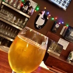 Photo taken at Special Brews Bottle Shop by Mark G. on 12/27/2013