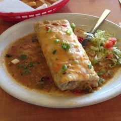 Photo taken at New Mexican Grill by James M. on 4/10/2013