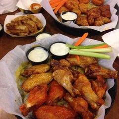 Photo taken at Buffalo Wild Wings by Kristina on 1/15/2014