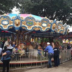 Photo taken at Wurstfest by CentralTexas R. on 11/9/2013
