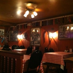 Photo taken at Trail Dust Steak House by CentralTexas R. on 11/17/2012