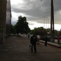 Photo taken at Kaiser Parking Lot by Toni F. on 10/11/2012