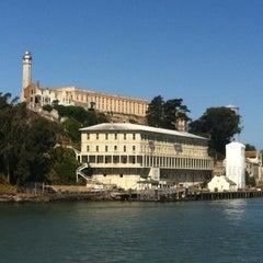 Photo taken at Alcatraz Cruises by rasi_ffm on 6/2/2013