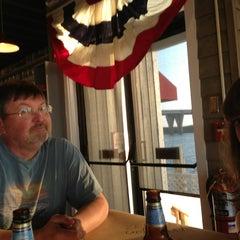 Photo taken at Harris Crab House by Cynthia R. on 7/23/2013