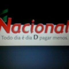 Photo taken at Nacional by Alex O. on 6/29/2013
