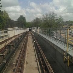 Photo taken at SEPTA: MFL 46th Street Station by Nolan H. on 5/15/2014