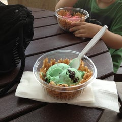 Photo taken at Kilwin's Ice Cream by David M. on 10/10/2013