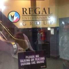 Photo taken at Regal Cinemas Webster Place 11 by Bob G. on 9/1/2013