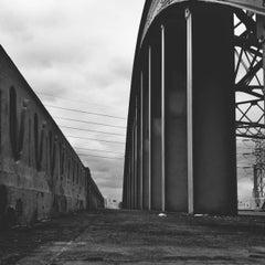 Photo taken at Sixth Street Bridge by Neph T. on 6/26/2013