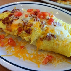 Photo taken at IHOP by Jenni K. on 10/6/2012