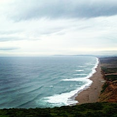 Photo taken at Point Reyes National Seashore - South Beach by Tim B. on 12/15/2012