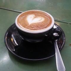 Photo taken at Ritual Coffee Roasters by Tim B. on 10/26/2012