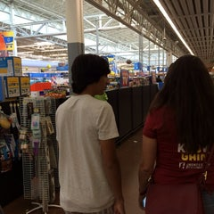 Photo taken at Walmart Supercenter by Stacy L. on 8/1/2014