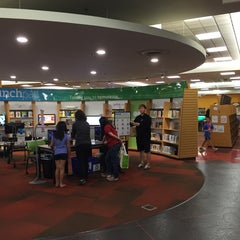 Photo taken at Richmond Public Library - Brighouse by David H. on 8/21/2015