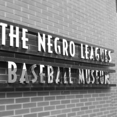 Photo taken at Negro Leagues Baseball Museum by Jimmy K. on 7/20/2013