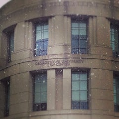 Photo taken at EB Williams Law Library, Georgetown Law by Jimmy K. on 2/25/2014