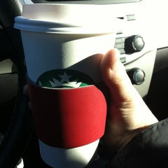 Photo taken at Starbucks by Mackenzie M. on 1/25/2013