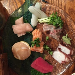 Photo taken at Izakaya Ariyoshi by Stephen C. on 4/5/2016