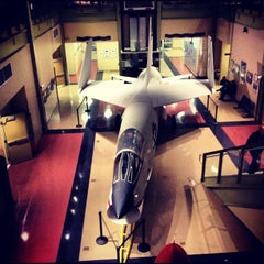 Photo taken at McAuliffe-Shepard Discovery Center by Tim R. on 3/27/2012