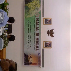 Photo taken at Bank indonesia by Faradila Z. on 8/27/2013