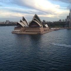 Photo taken at Sydney Opera House by Scott A. on 7/18/2013